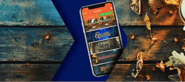 Betsson Casino Slot Games & Providers