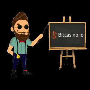 Bitcasino io Bonus